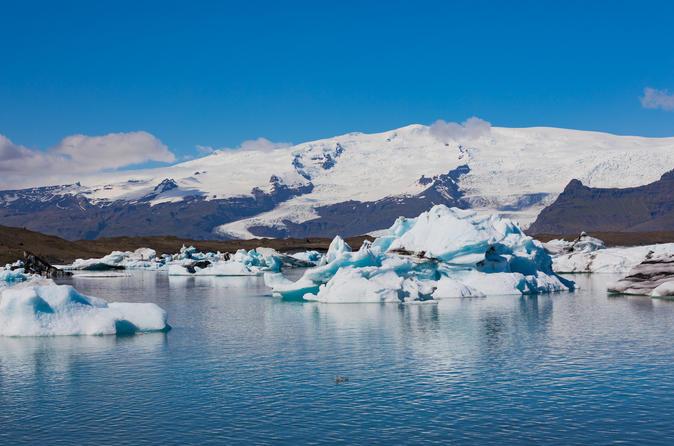Private Glacier Lagoon - Jökulsárlón - South coast  Available