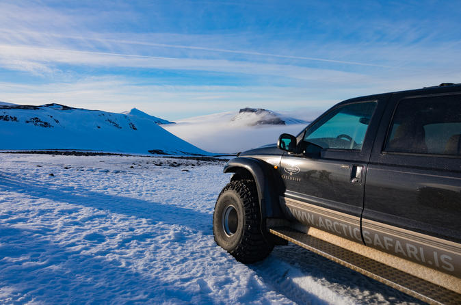 Private Highlights of Iceland  Super Jeep tour