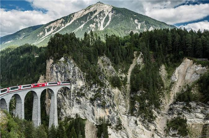 Premium 3 day glacier express tour from geneva in zurich 316457