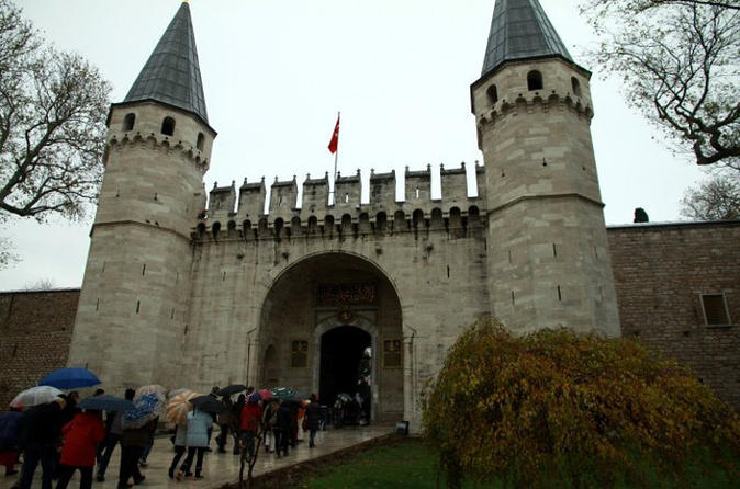 Full-Day Istanbul City Tour From Cruise Port