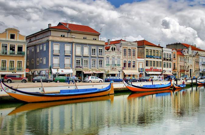 Aveiro and Coimbra Tour from Lisbon