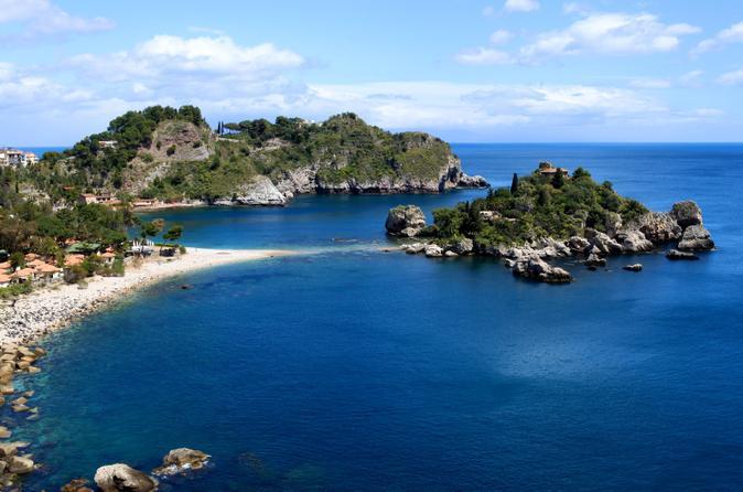 Messina and Taormina City Tour from Messina