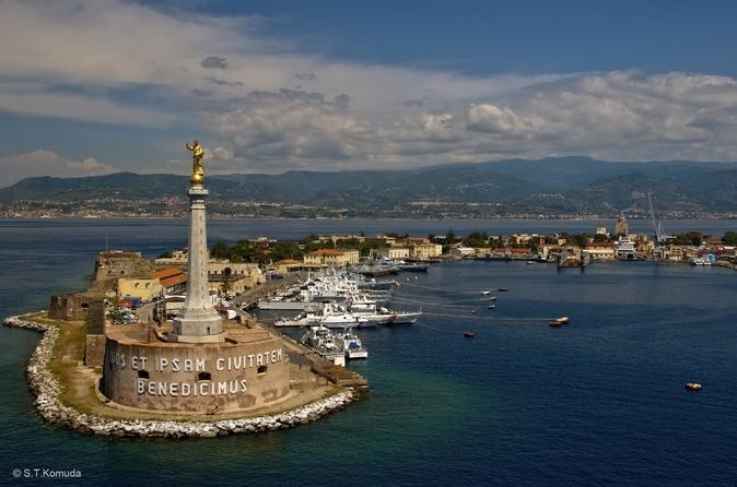 Messina guided city tour in messina 290325