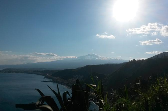 Tour to etna volcano and taormina from messina in messina 267649