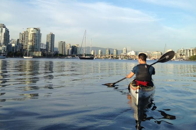 Granville Island Kayak Tour