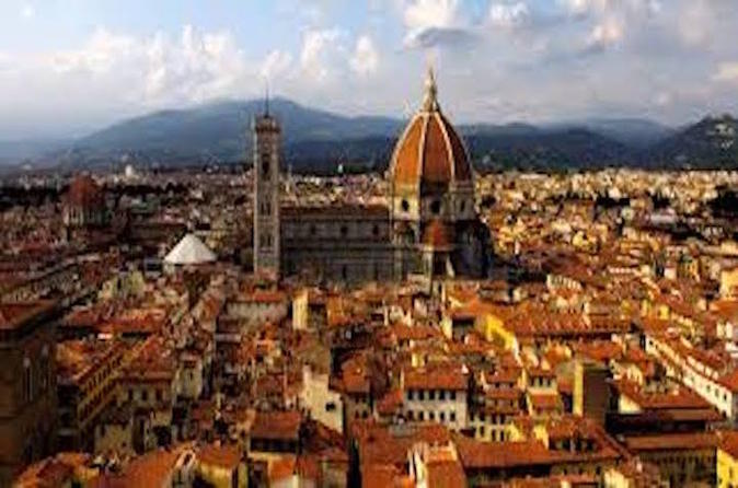 Livorno Shore Excursion: Pisa and Florence Private Day Tour  Italy, Europe