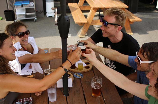 NE Portland Beer n' Parks Bike Tour