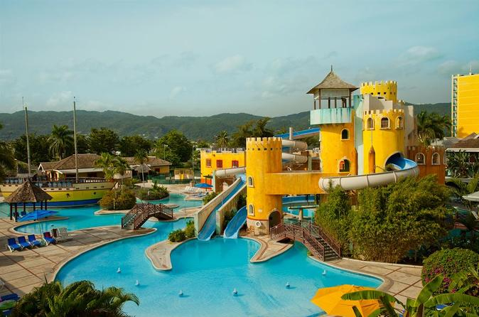 Day Pass Sunscape Splash Resort from Montego Bay