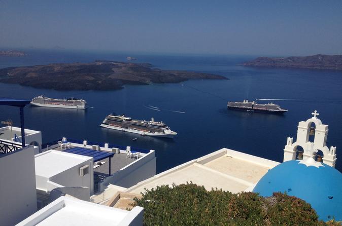 Santorini Full-Day Guided Sightseeing Tour