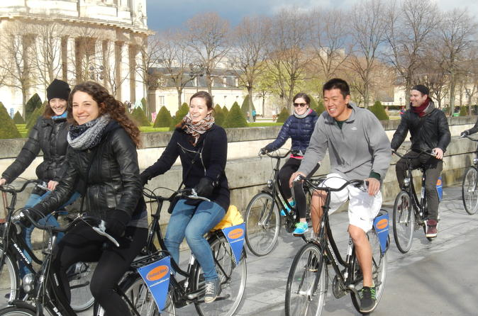 Paris Secrets Tour by Bike