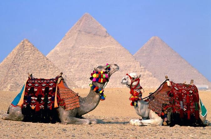 Cairo by Air