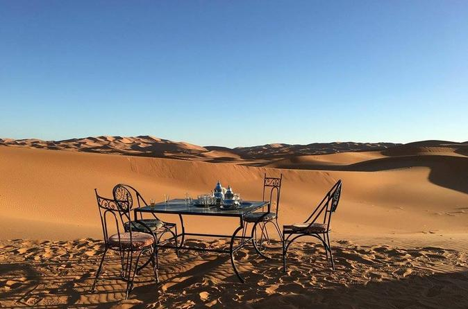 Private Tour: From Fez to Marrakech in 3 Days through the Sahara Desert