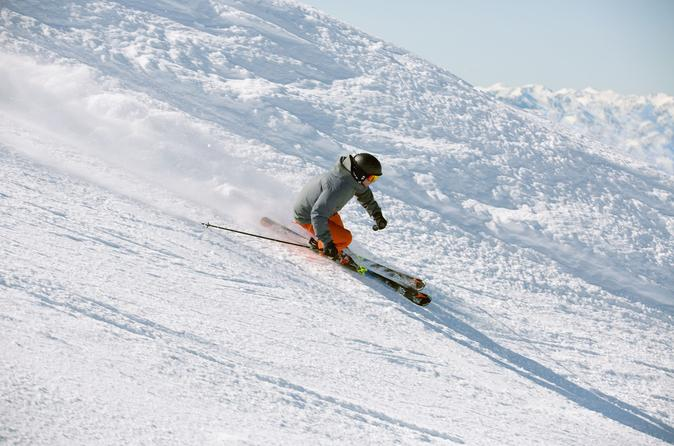 Demo Ski Rental Package for Snowbasin and Powder Mountain