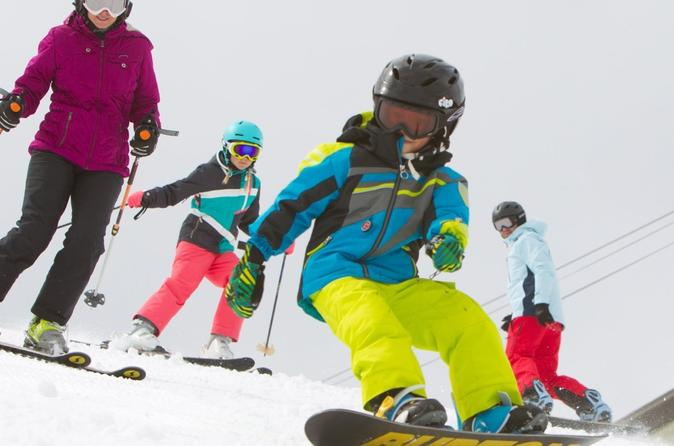 Junior Snowboard Rental Package for Salt Lake City - Cottonwood Resort