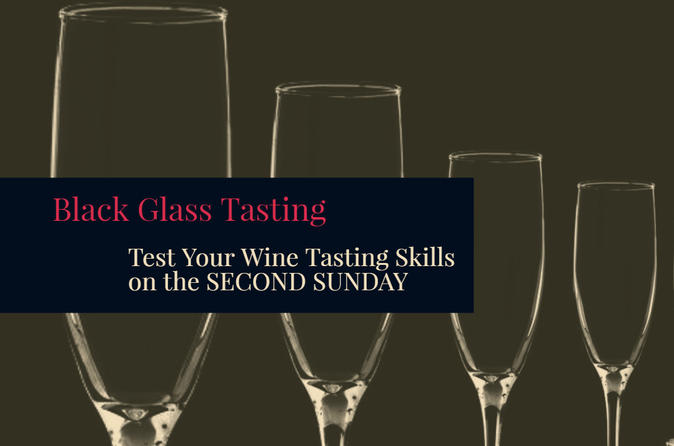 Black Glass Tasting Experience