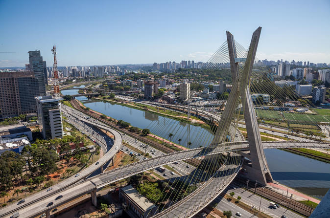 Excursão de escala de dia inteiro por São Paulo, saindo do Porto de Santos