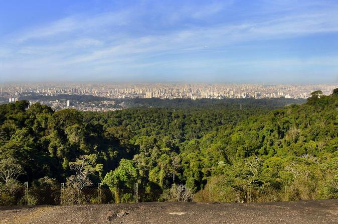 Excursão ecológica particular no Parque Estadual da Cantareira saindo de São Paulo