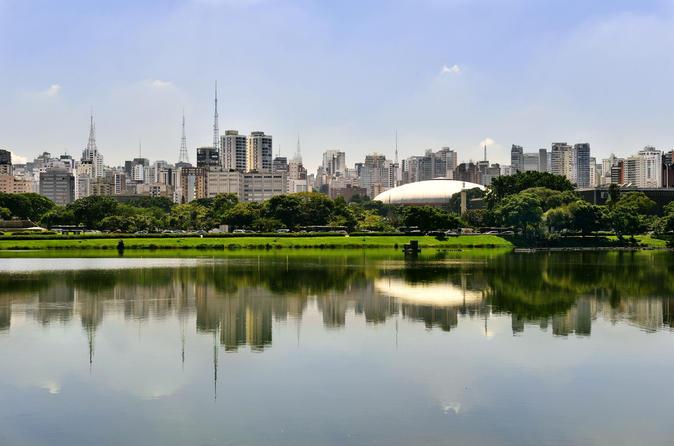 Excursão particular: City tour em São Paulo