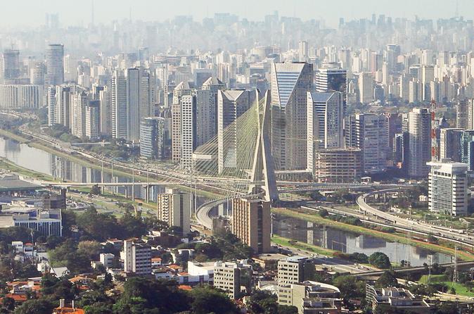 Private Layover Tour of São Paulo GRU airport