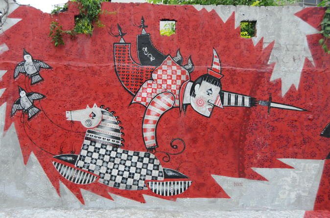Private street art tour of s o paulo in s o paulo 367566