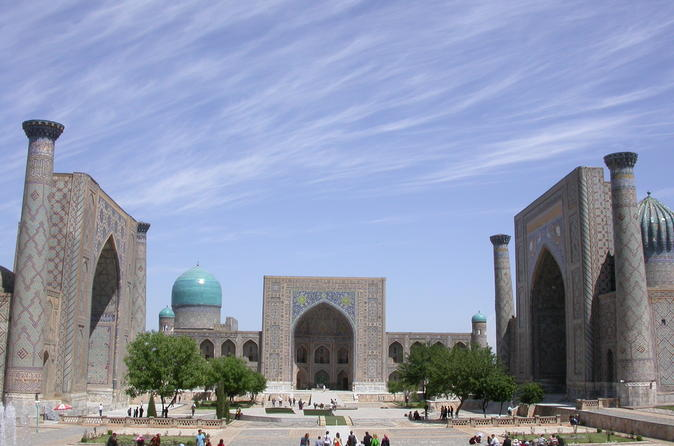 One Day Tour Of Samarkand