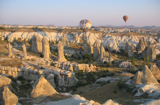 Cappadocia 3 days tour package from Istanbul By Plane