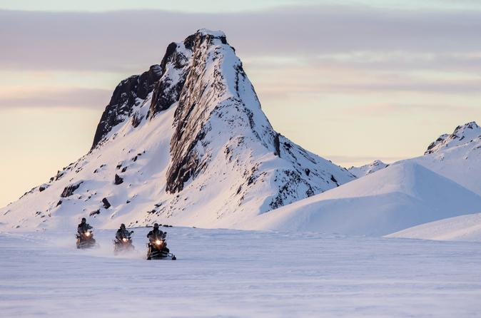 Snowmobile Tour on Langjökull Glacier from Reykjavik