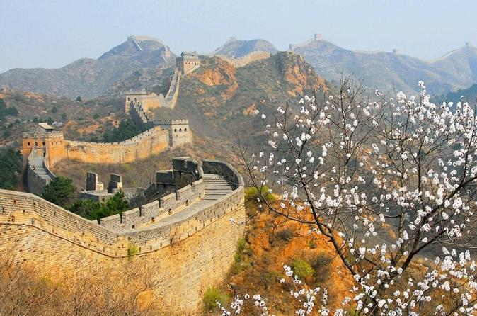 Adventure and Discover Jinshanling Great Wall Hiking Tours