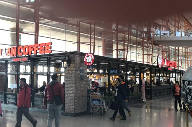 Beijing Capital International Airport (PEK) Pick Up- Drop Off Service