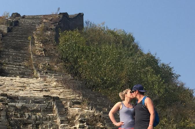 Great Wall & Summer Palace tour with English Speaking Driver Include All Tickets