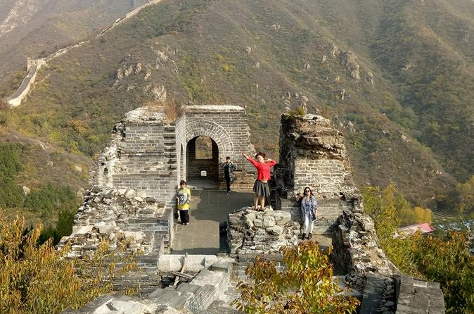 Gubeikou Great Wall Private Package Tours Include All Fee - Beijing