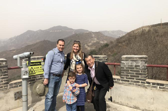 Magnificent Private Full Day Tour To Mutianyu Great Wall - Beijing