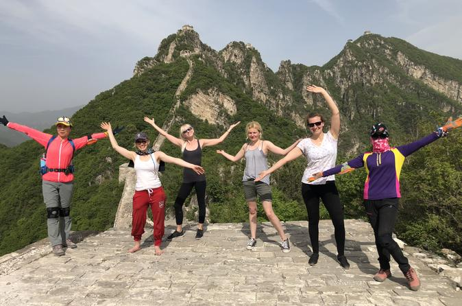 Mutianyu Great Wall and Xiangshuihu  Great Wall Private Package One Day Tours