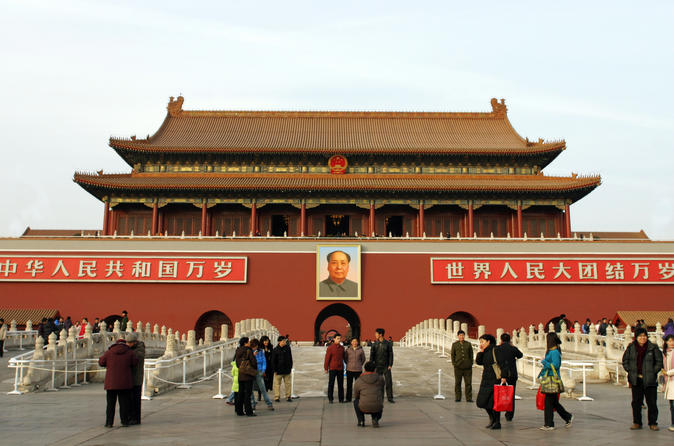 Tianjin XinGang Cruise Transport To Beijing City Sightseeing Tours With English Speaking Driver