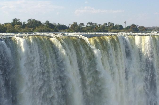 Victoria Falls and Chobe National Park Package