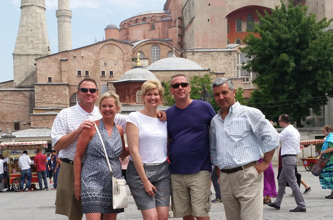 Istanbul Customized tour w private guide