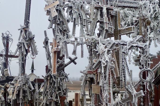 Full Day Trip: Hill Of Crosses And Pakruojis Manor - Vilnius