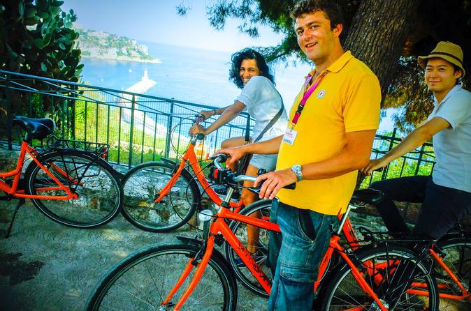 French Riviera Walking & Biking Tours
