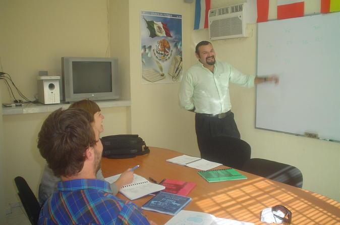 5-Day Spanish Language And Communicative Classes