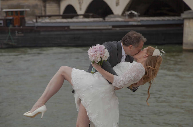 Paris Eiffel Tower Wedding Vow Renewal And Private Photo Shoot 2019