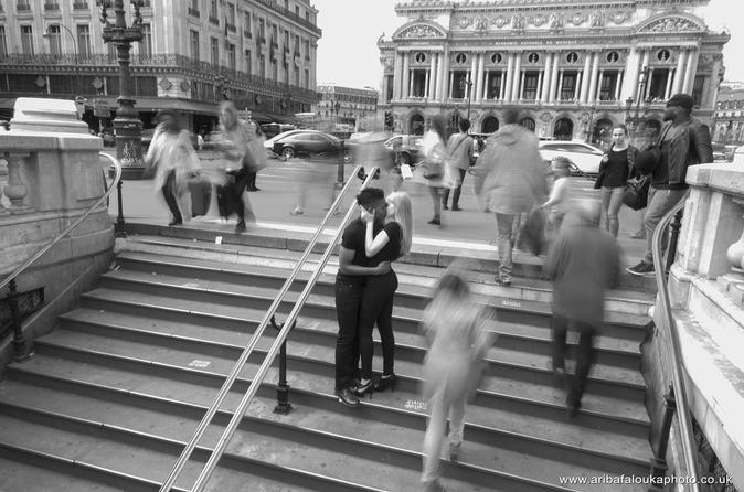Photo Lesson Tour for Enthusiast Photographers in Paris
