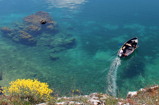 Private full day lake ohrid circle tour from ohrid in ohrid 277990