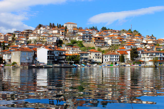 Private Full Day Trip to Ohrid from Skopje