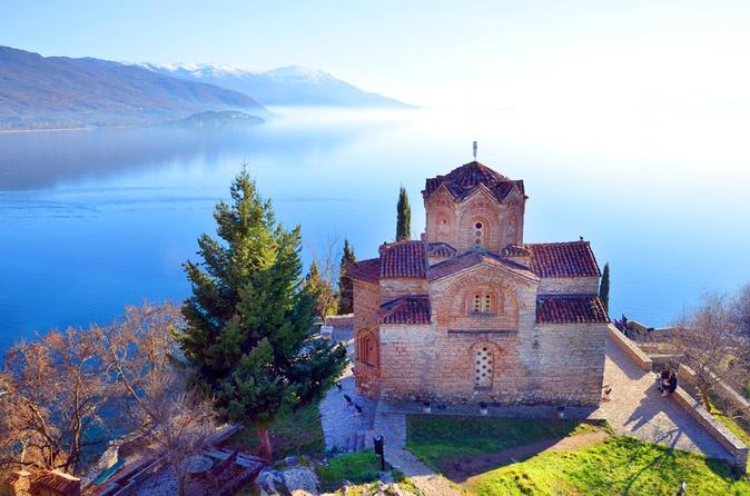 Private half day sightseeing tour of ohrid in ohrid 269308