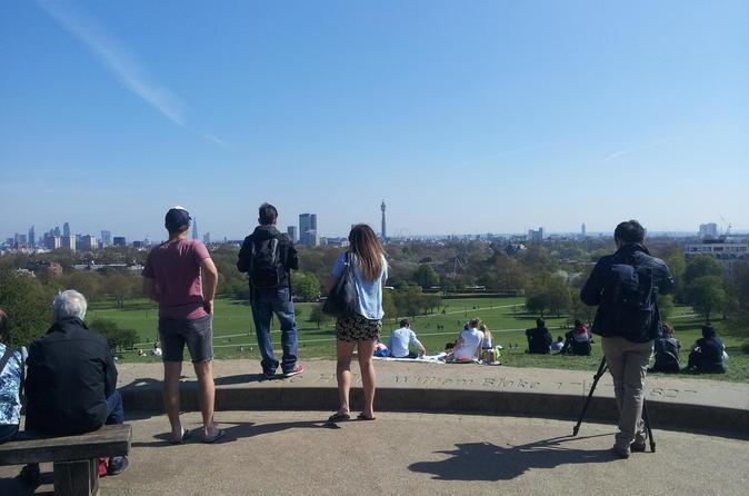 London Primrose Hill and Camden Town Walking Tour