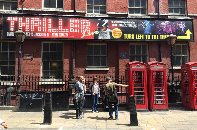 London Soho Walking Tour