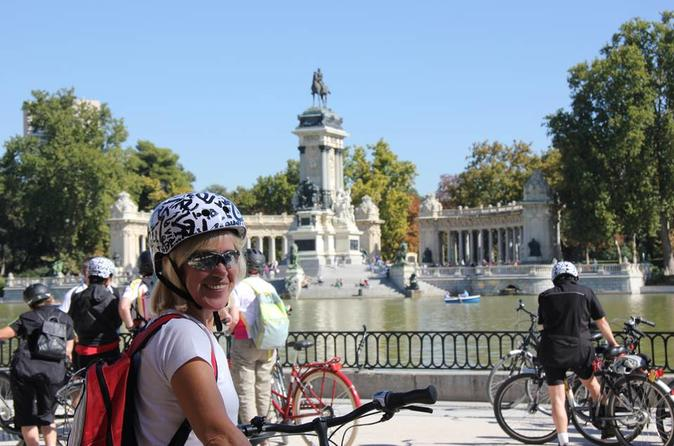 3-Hour Private Bike Tour Madrid
