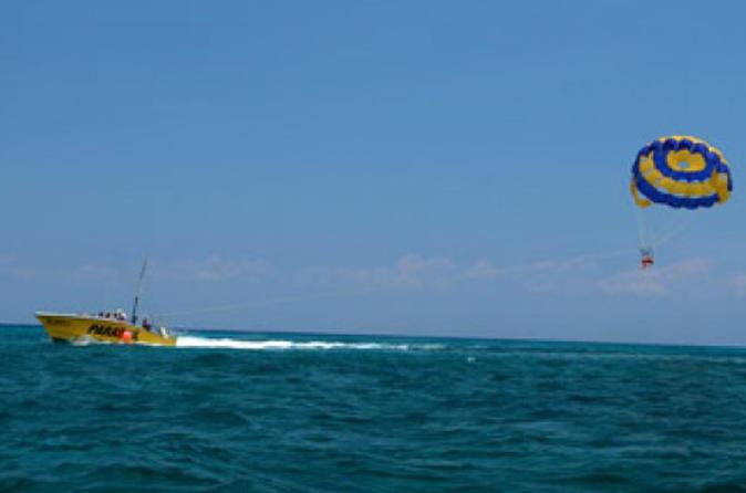 Parasailing Adventure in Cozumel