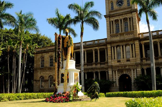 Pearl Harbor and Honolulu City Combination Tour