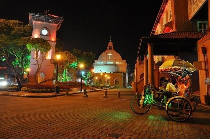 Full-Day Heritage Tour of Malacca from Kuala Lumpur